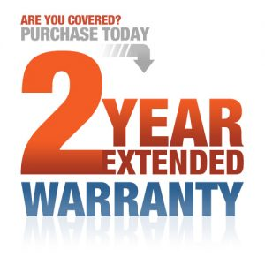 2 Year Extended Guarantee